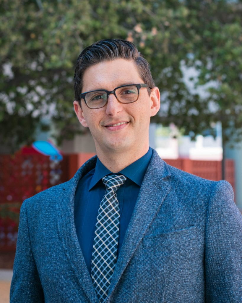 SJSU Lurie College of Education Teacher Education Department Faculty Luis Poza