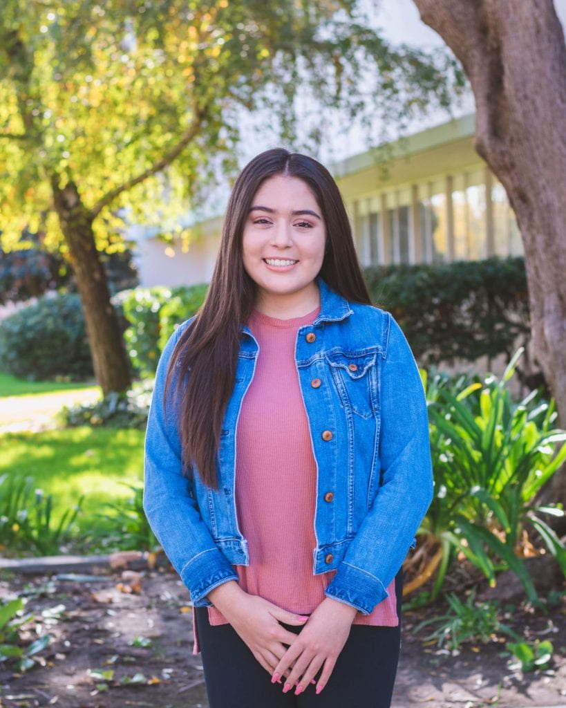 SJSU Lurie College of Education Child and Adolescent Development Student Katelyn Mora