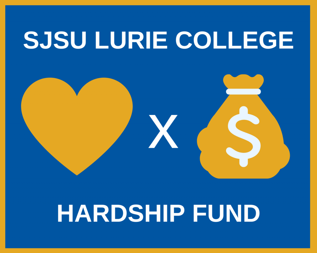 SJSU Lurie College of Education Hardship Fund
