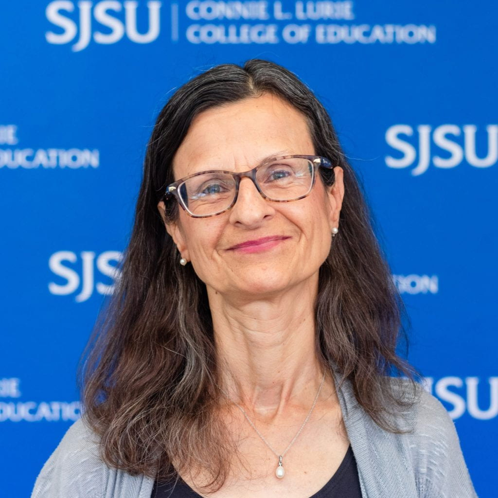 SJSU Lurie College of Education Teacher Education Department Student Elizabeth Unpingco