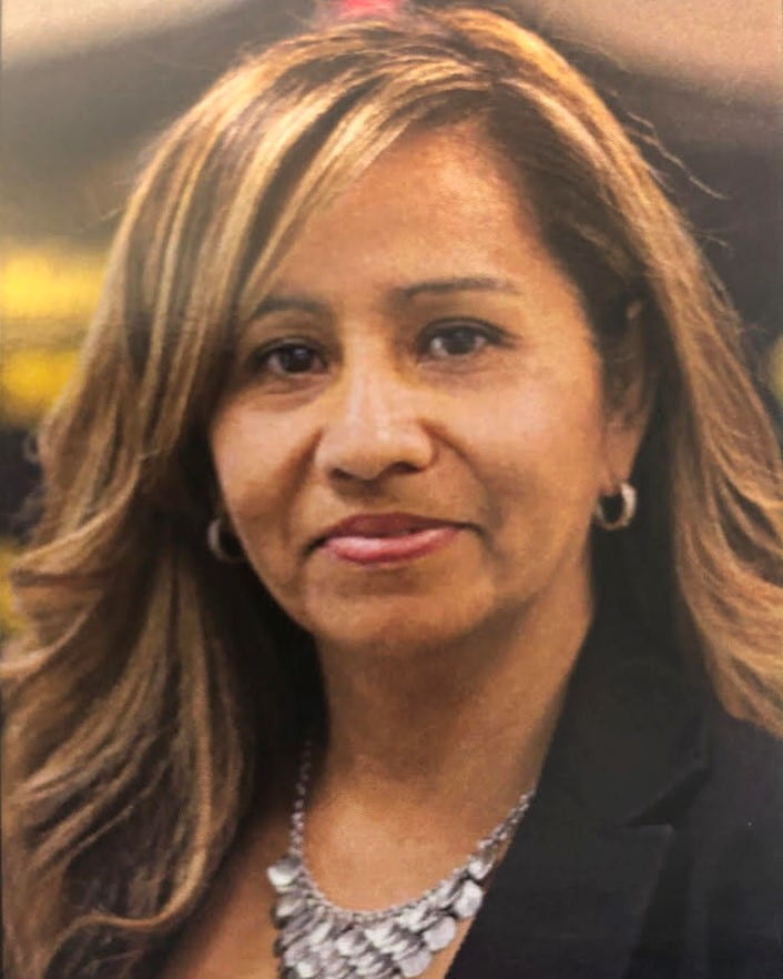 SJSU Lurie College of Education Educator of Impact Guadalupe Cruz