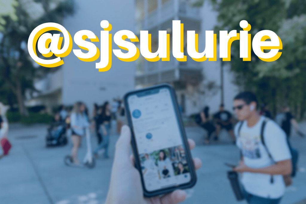 Connect with the SJSU Lurie College of Education @sjsulurie