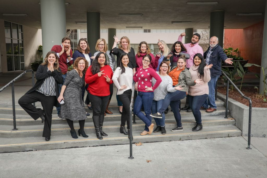 SJSU Lurie College of Education Child and Adolescent Development Deparment Spring 2020 Group 2