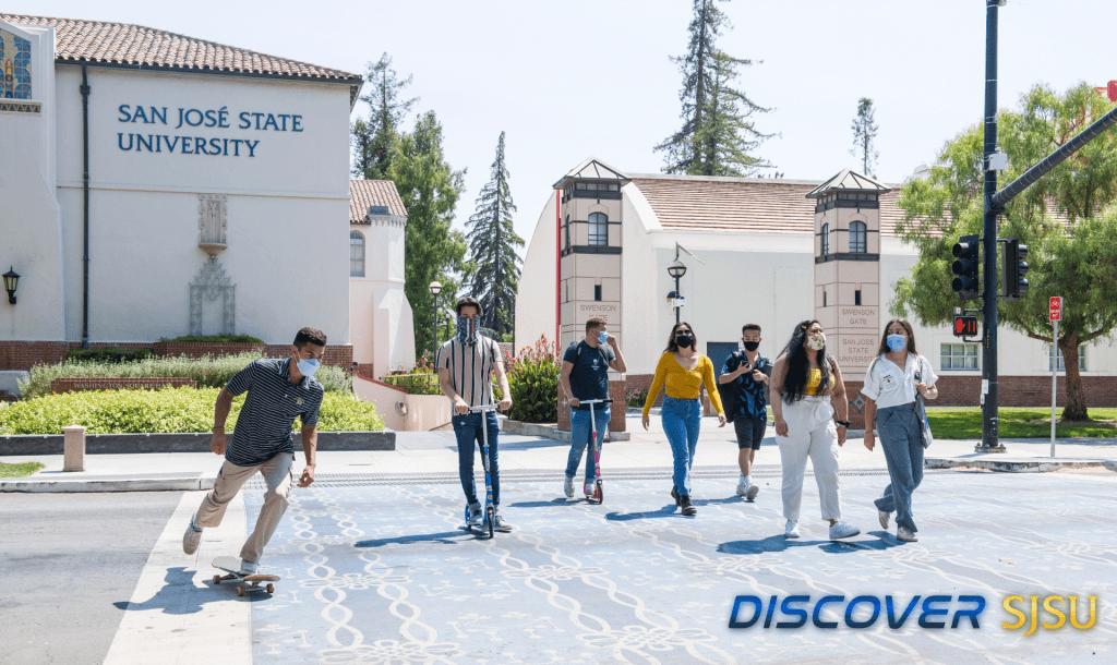 Discover SJSU