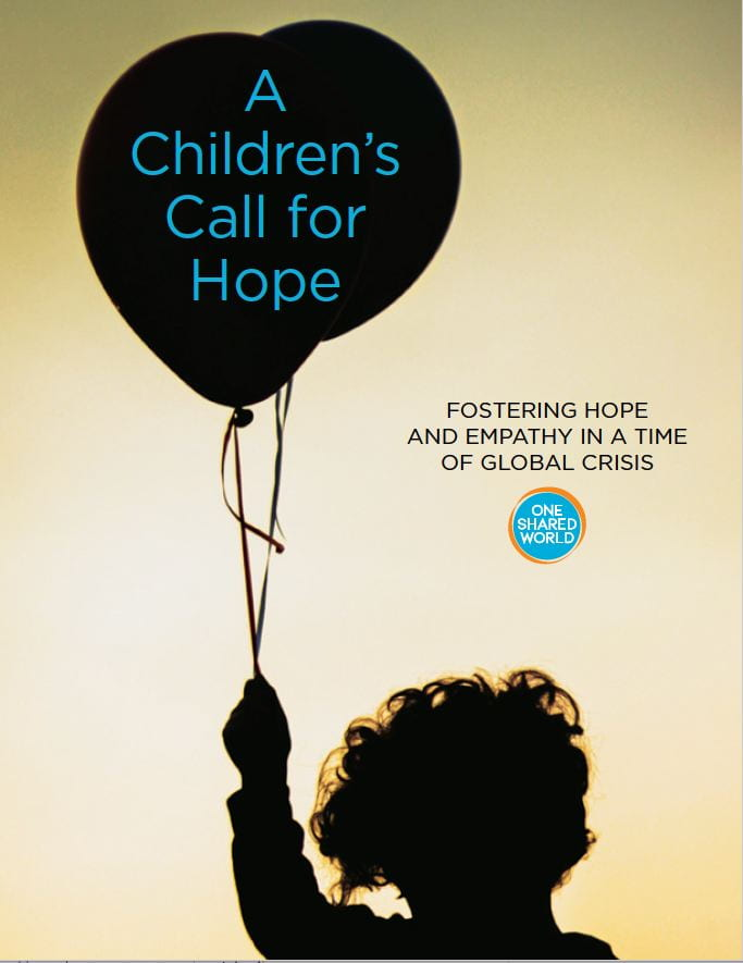 A Children's Call for Hope