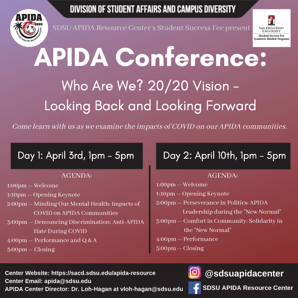 APIDA Conference Flyers UPDATED