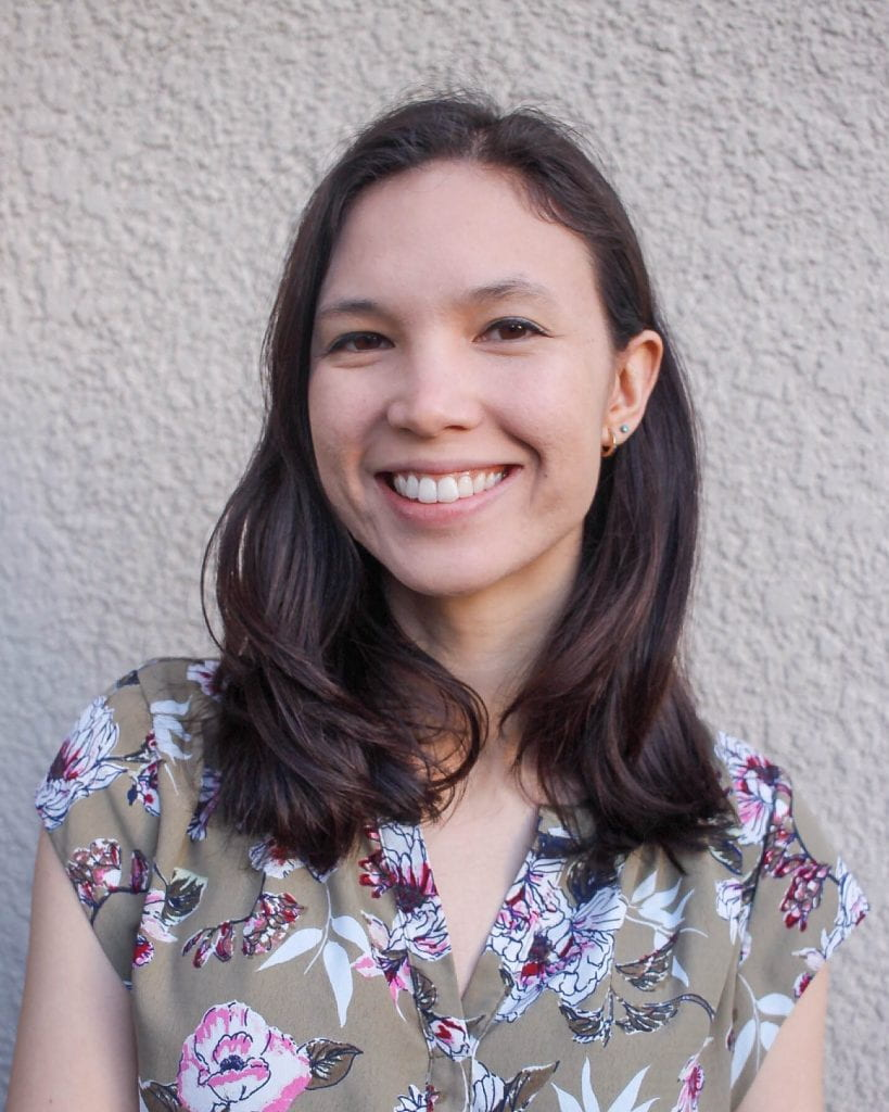 SJSU Lurie College of Education Communicative Disorders and Sciences Student Grace Shefcik