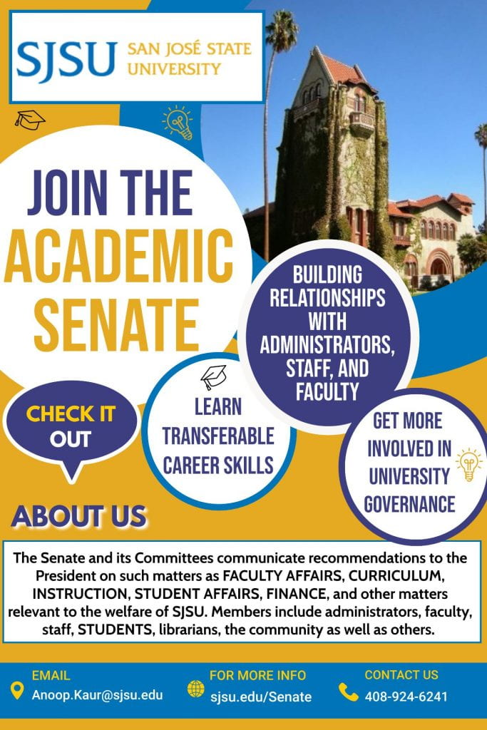 SJSU Academic Senate