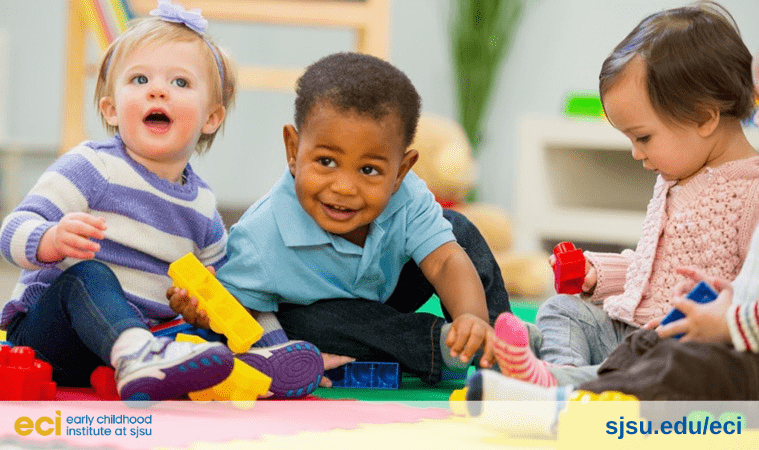 SJSU Lurie College of Education Early Childhood Institute Cover Image