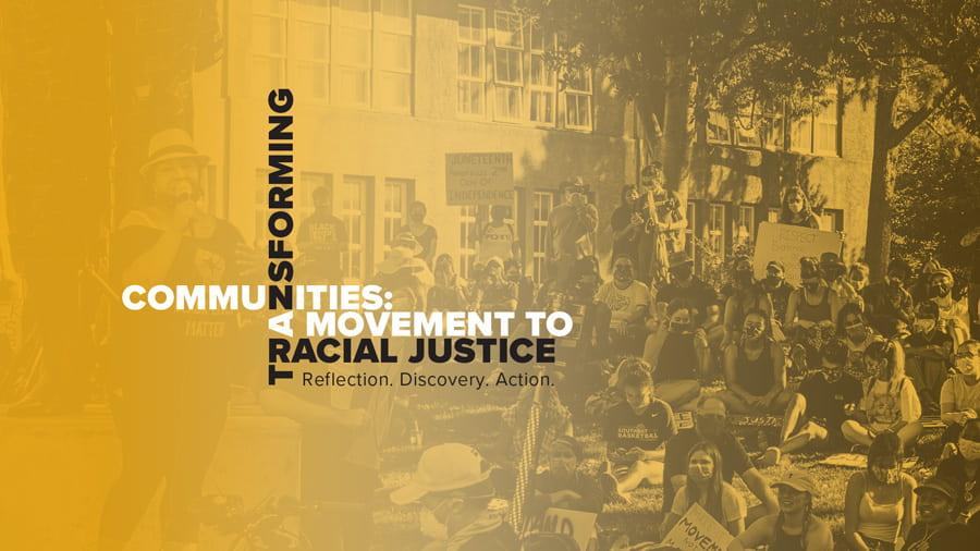 Transforming Communities Banner