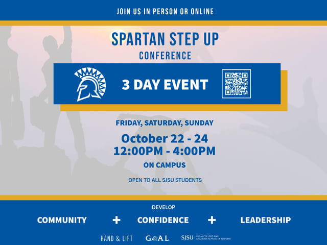 Spartan Step Up Conference