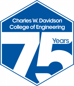 Charles W. Davidson College of Engineering 75 years