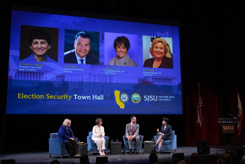 Election Security Town Hall