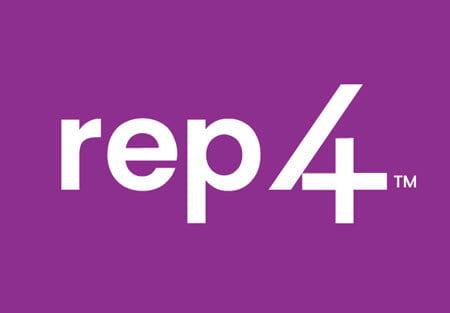 REP4 logo