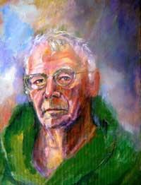 portrait of Nils Peterson