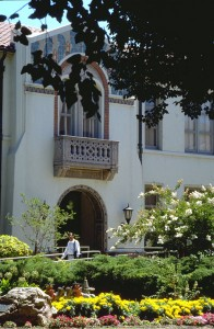 photo of Washington Square Hall, home to the College of Social Sciences