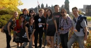 SJSU Students Attend the Ottawa International Animation Festival