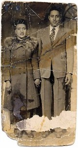 Henrietta Lacks and husband