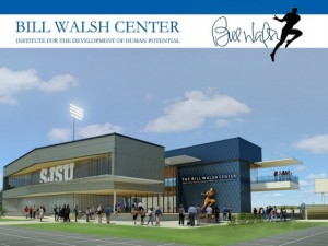 SJSU in the News: Athletics Department Raises Funds for Bill Walsh Center
