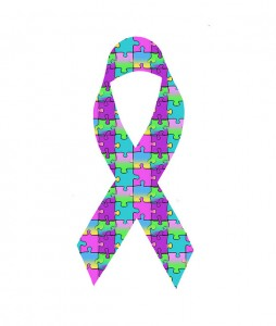 Multicolor puzzles arranged in a ribbon (Flickr image by Beverly & Pack)
