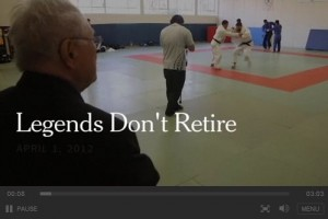 New York Times: Judo Legend Yosh Uchida Celebrates 66th Year Coaching, Including a 2012 Olympian