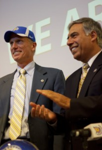 SJSU President Names New Athletics Director
