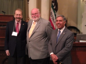 President Heads to Sacramento for Advocacy Day
