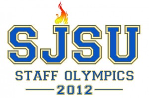 SJSU Staff Olympics Opening Ceremony Begins at Noon July 3