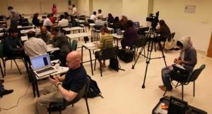 SJSU Organizes Journalism Skills Academy for Afghan Professors