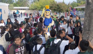 San Jose State Hosts Second Annual College Day Kick Off