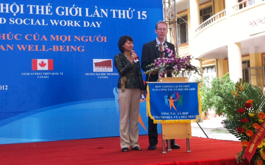 USAID Funds Social Work in Vietnam