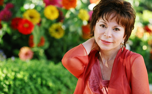 World Renowned Author Isabel Allende Visits Nov. 27