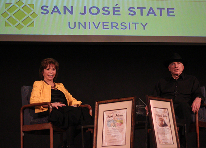 Isabel Allende Day