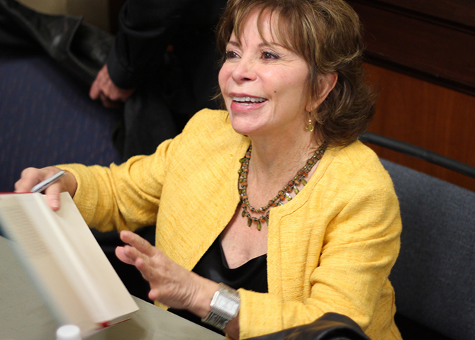 allende girls Bestselling chilean writer isabel allende is world-renowned for her narrative craft and gripping stories that blend the mythical with the personal.