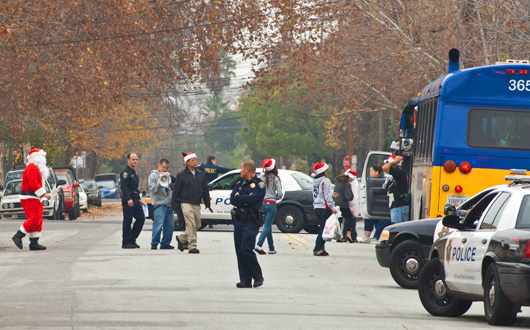 UPD Launches 21st Annual Toy Drive