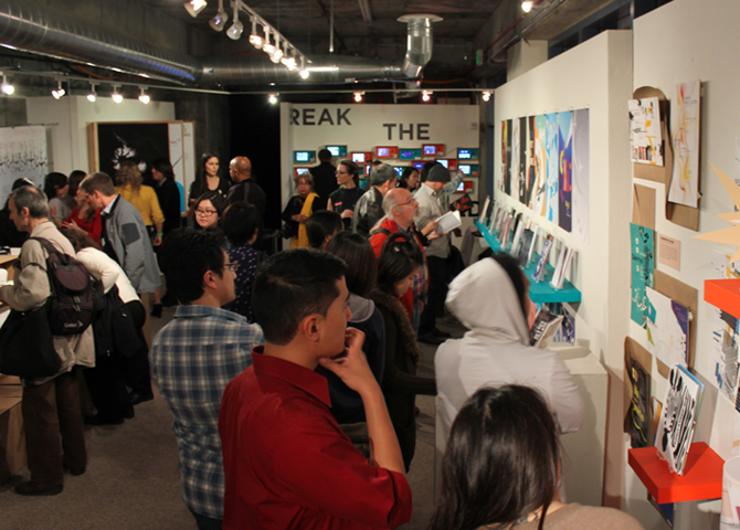 BFA Graphic Design Exhibition