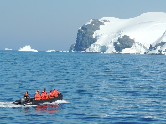 Point Sur Reaches Antarctica