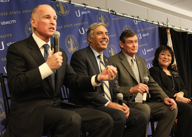 SJSU Plus Announcement