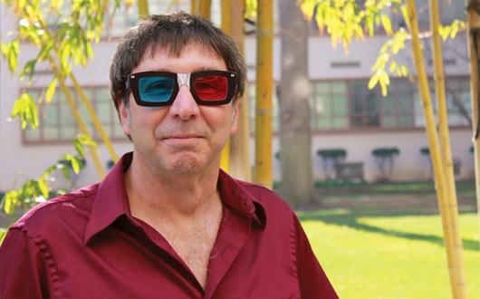 2012-2013 Outstanding Professor: Alejandro Garcia