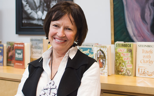 2012-2013 President's Scholar: Susan Shillinglaw