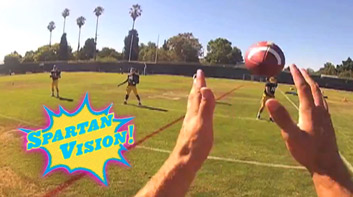Spartan Vision: Football