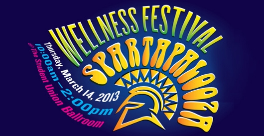 Spartapalooza Wellness Festival March 14