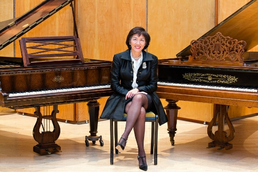 Pianist Launches New CD