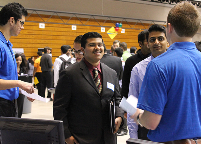 Career Center Job Expo