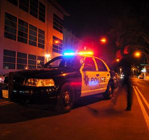 SJSU Police Officer