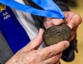 Yosh Uchida medallion