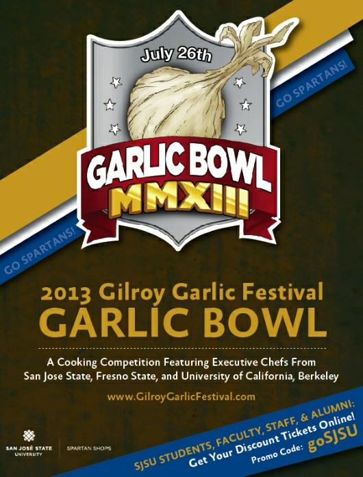 SJSU Clinches Garlic Bowl Berth