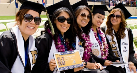 SJSU Ranked Among Best Colleges