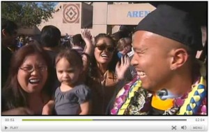 KTVU: Thousands Graduate from San Jose State