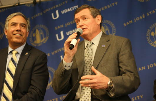 CSU Chancellor to Visit SJSU